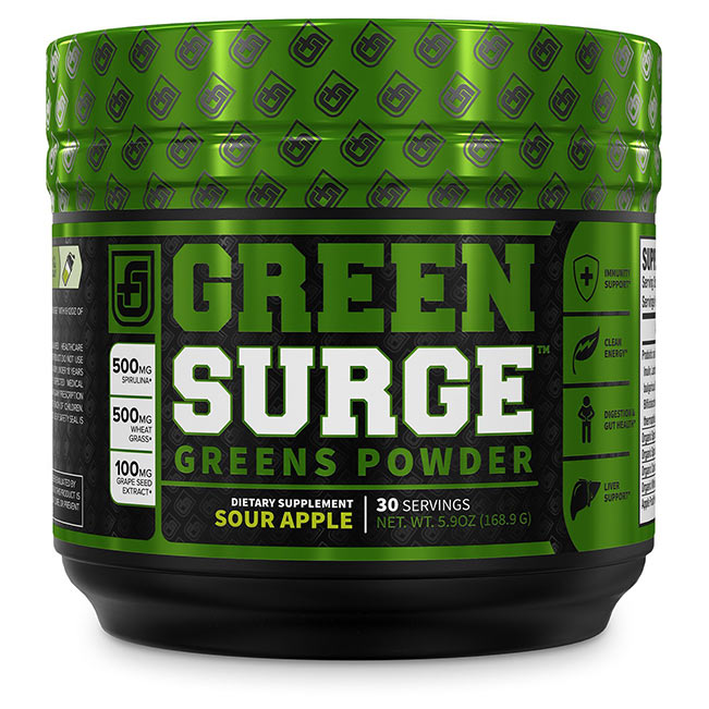 Tub of Green surge