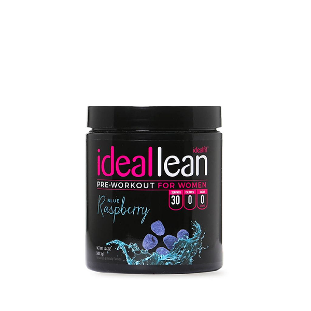 Ideal Fit Pre Workout