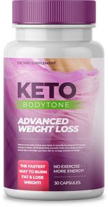 Keto Bodytone Bottle