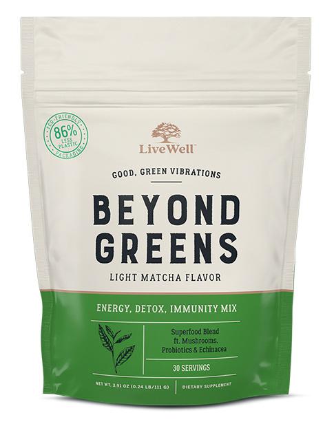 Beyond Greens Packet