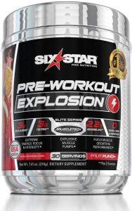 Six Star Explosion