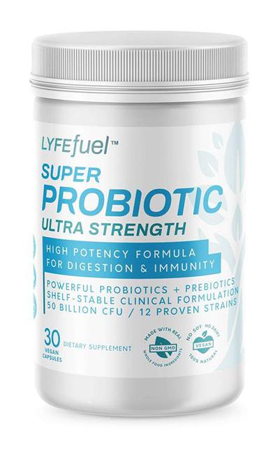 LyfeFuel Probiotic