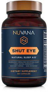 Bottle of Nuvana