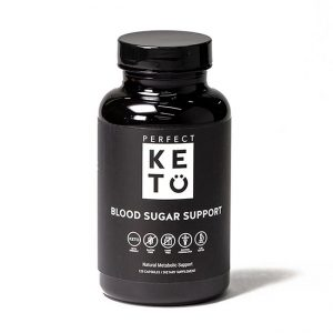 Perfect keto Blood Sugar Support