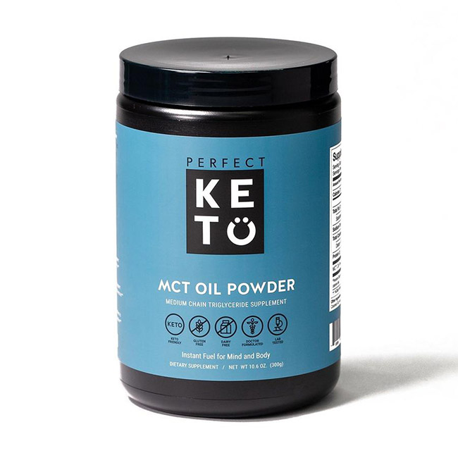 Perfect keto MCT oil