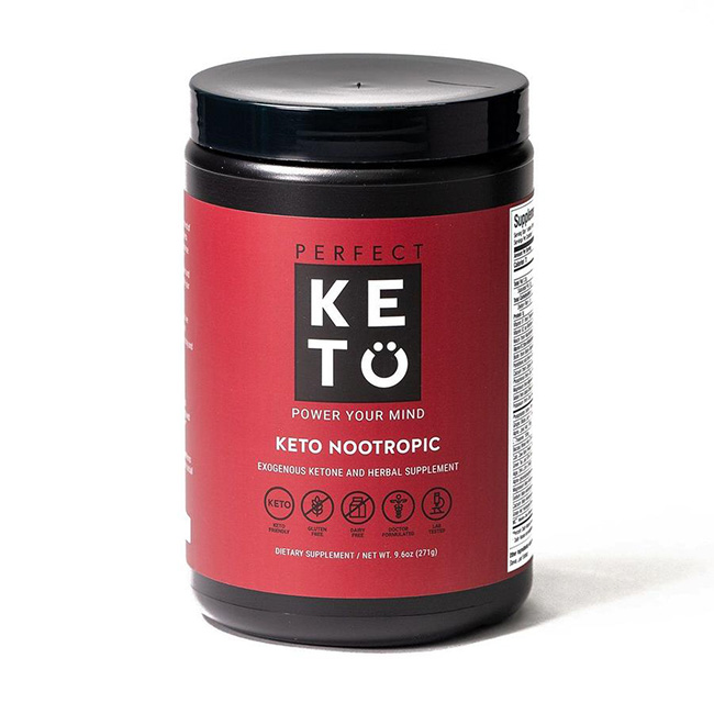 Perfect keto nootropic