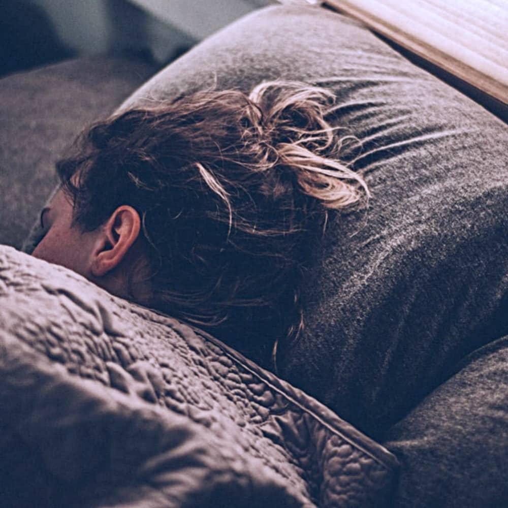 Sleep better graphic WLFH