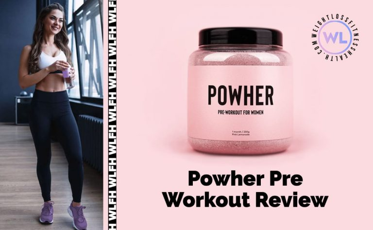 powher pre-workout review featured image