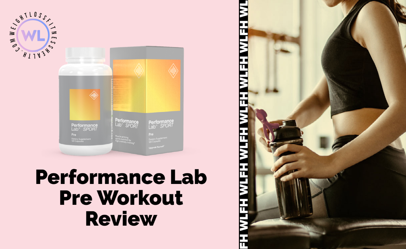 Performance Lab Pre Workout Review WLFH featured image