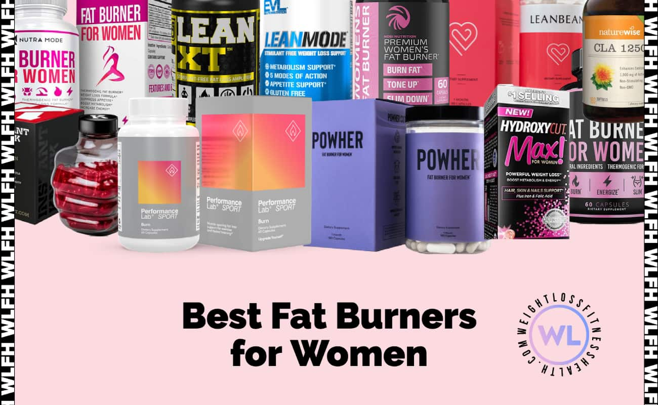 best fat burners for women featured image