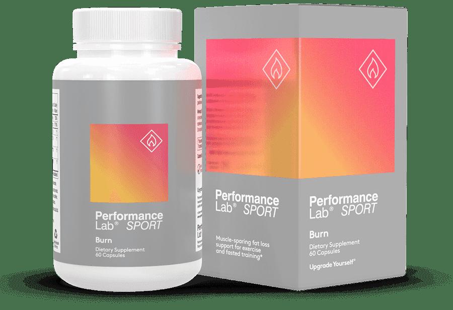performance lab sports burn