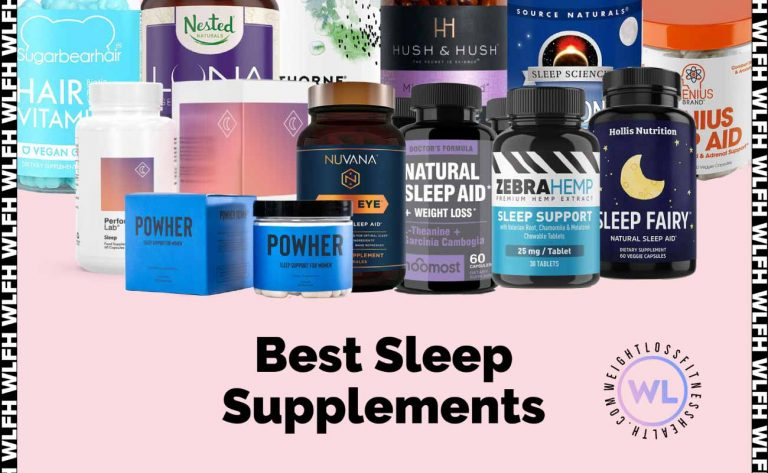 Best Sleep Supplements WLFH featured image