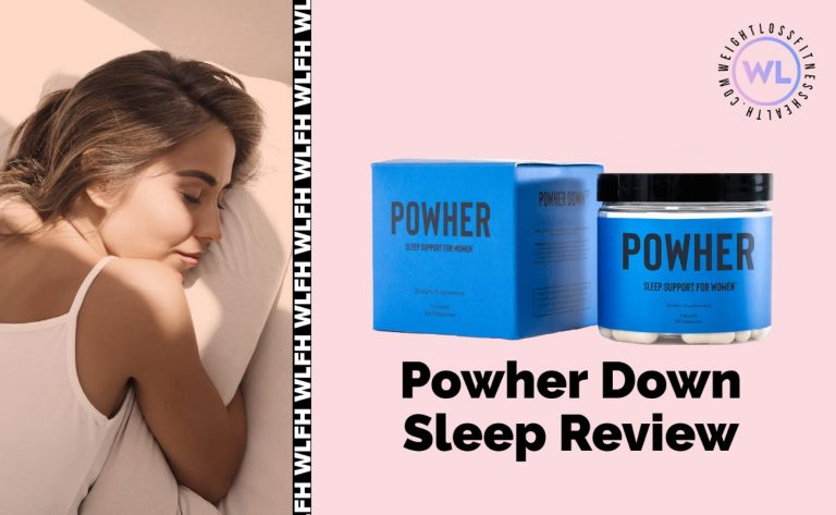 Powher Down Sleep Review WLFH featured image