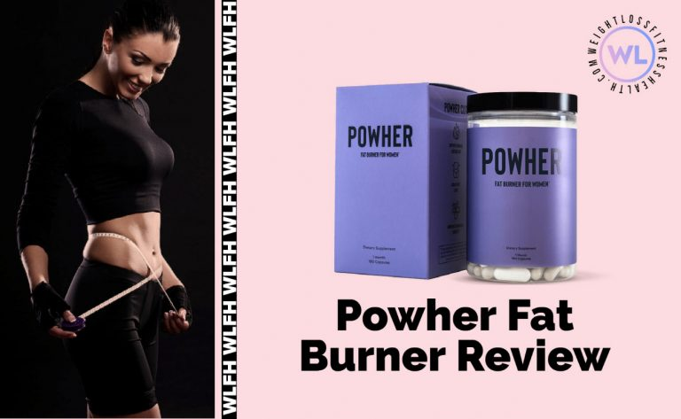 Powher Fat Burner Review WLFH featured image