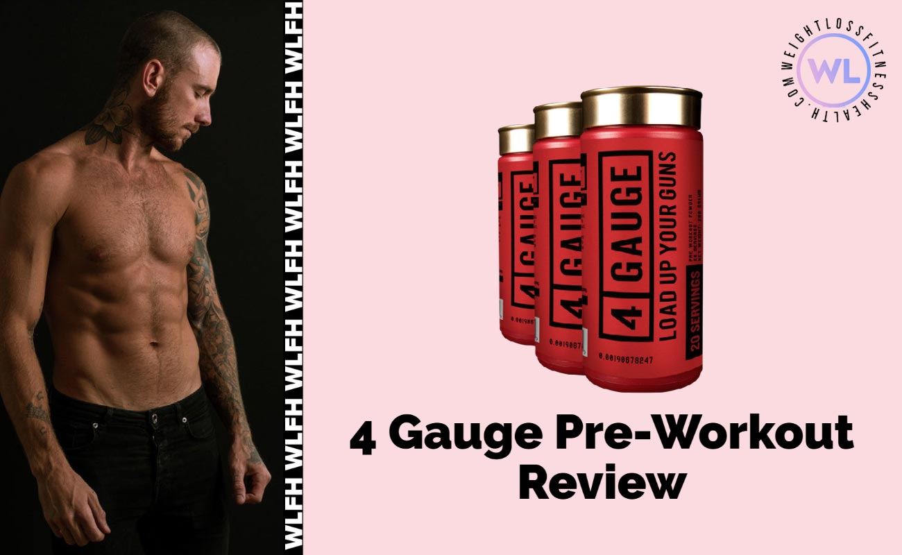 4 Gauge Pre-Workout Review WLFH featured image
