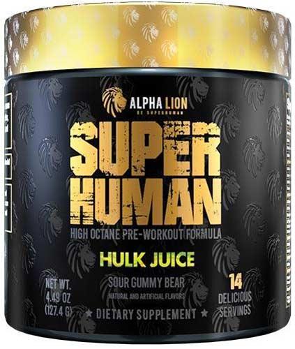 Alpha Lion Superhuman Pre-Workout
