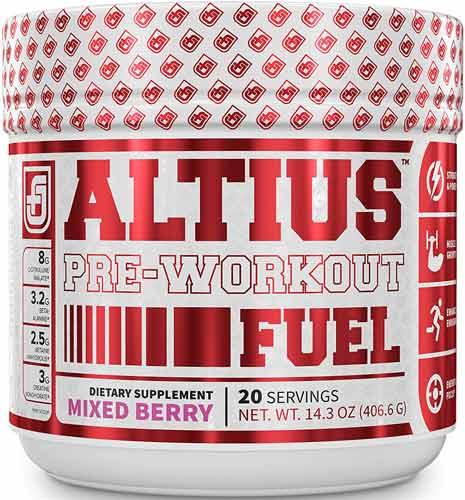 Altius Pre-Workout Fuel
