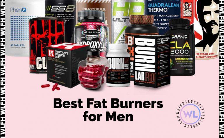 Best Fat Burners for Men WLFH featured image