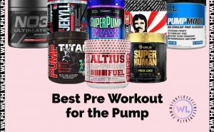 Best Pre Workout for the Pump WLFH featured image