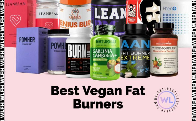 Best Vegan Fat Burners WLFH featured image