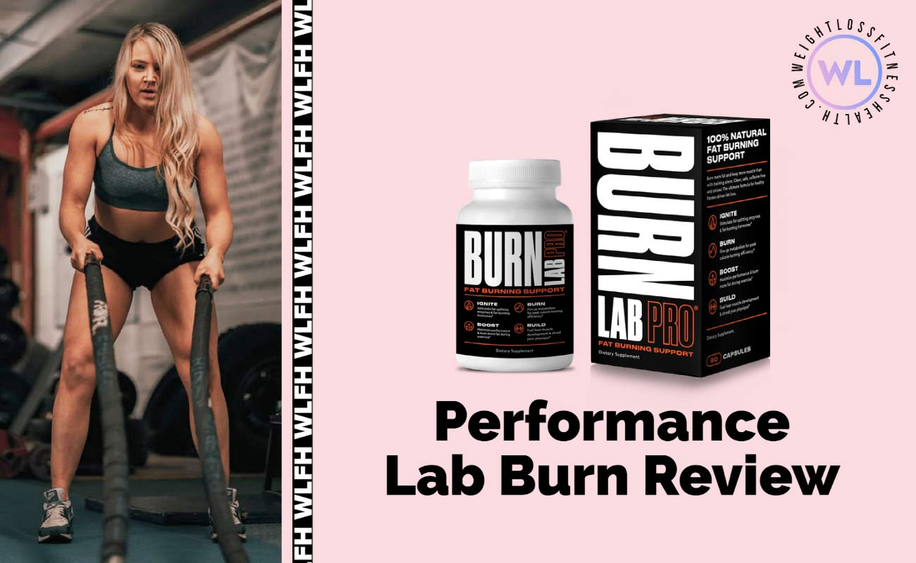 Performance Lab Burn Review WLFH featured image