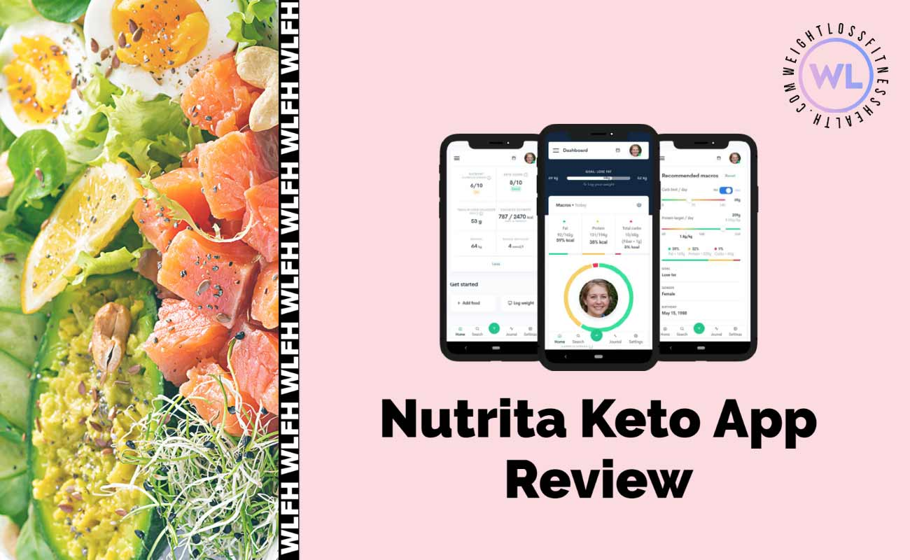 Nutrita Keto App Review WLFH featured image