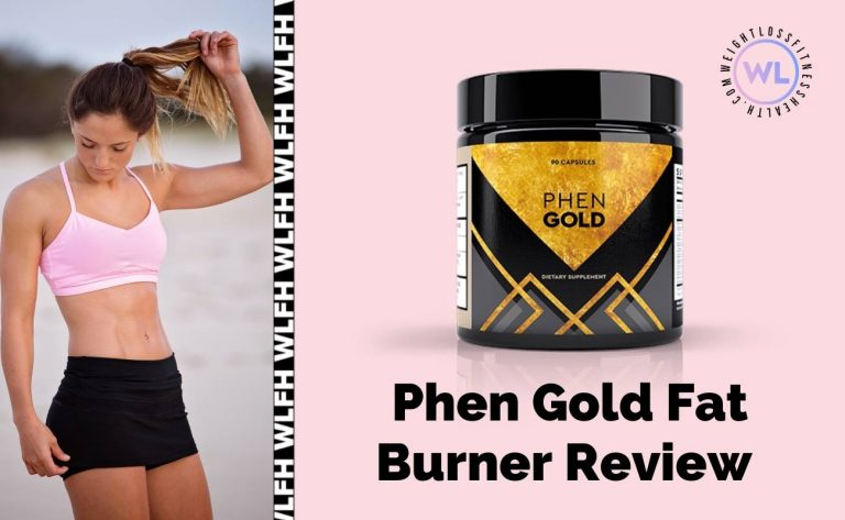 Phen Gold Fat Burner Review Featured Image