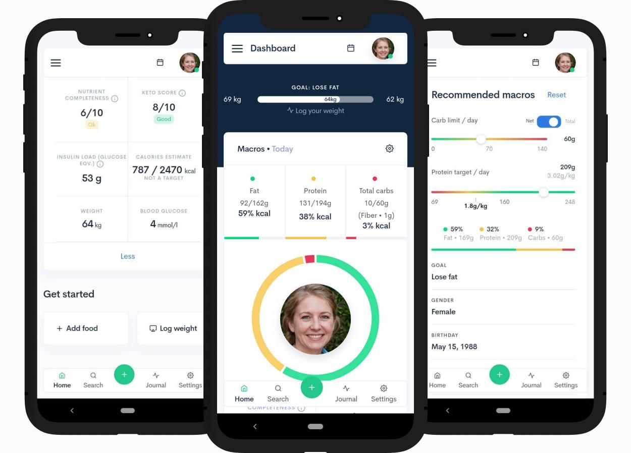 Nutrita-Keto-App-On-Phone