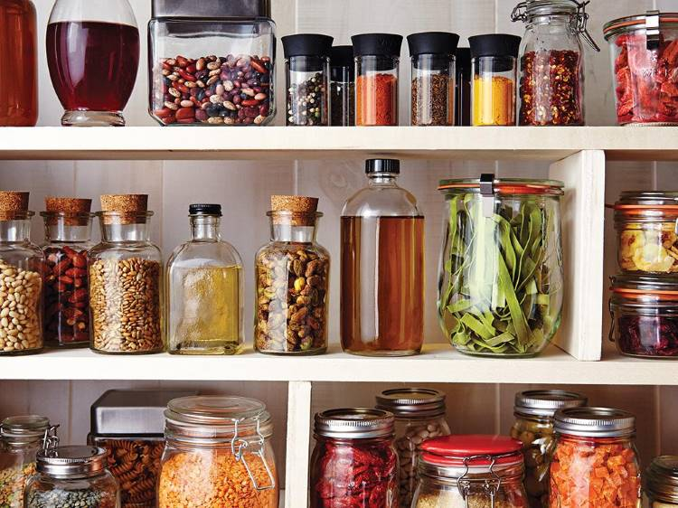 Food-In-A-Pantry