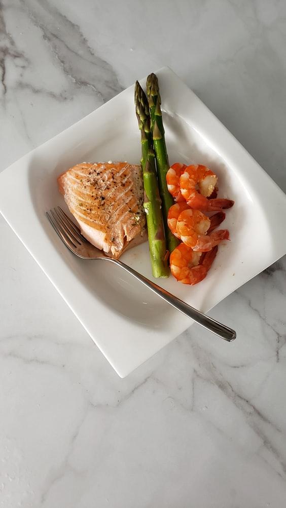 Salmon-Asparagus-Meal