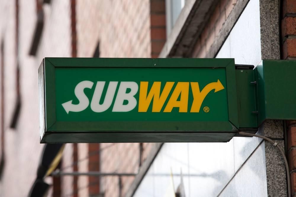 Subway Logo Sign