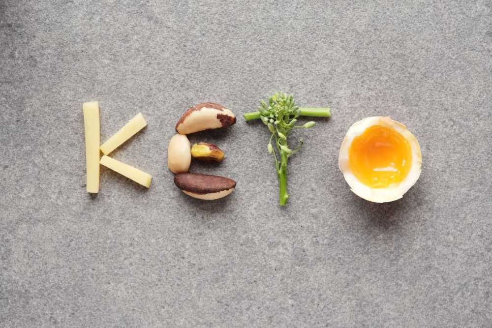keto diet and strength training