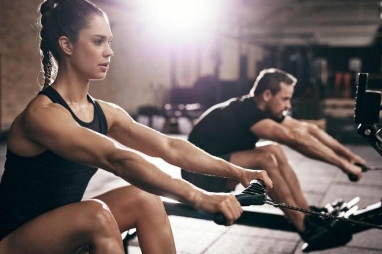 Gym cardio vs weights